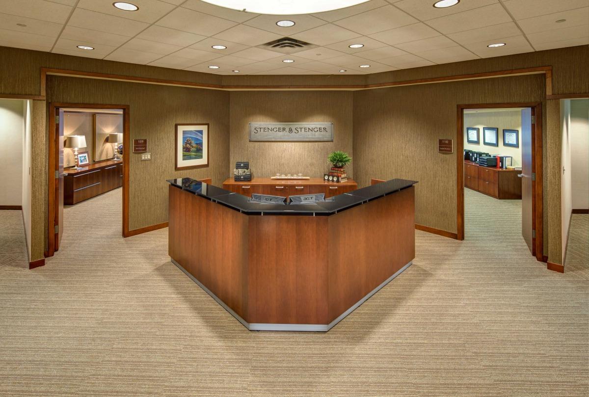 Partner Office's Control Desk