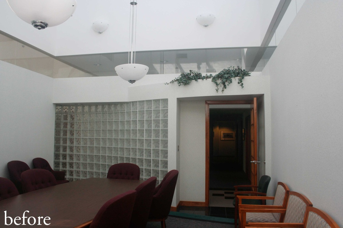 BEFORE - Conference Room