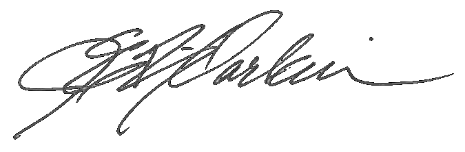 Jennifer Butler signature