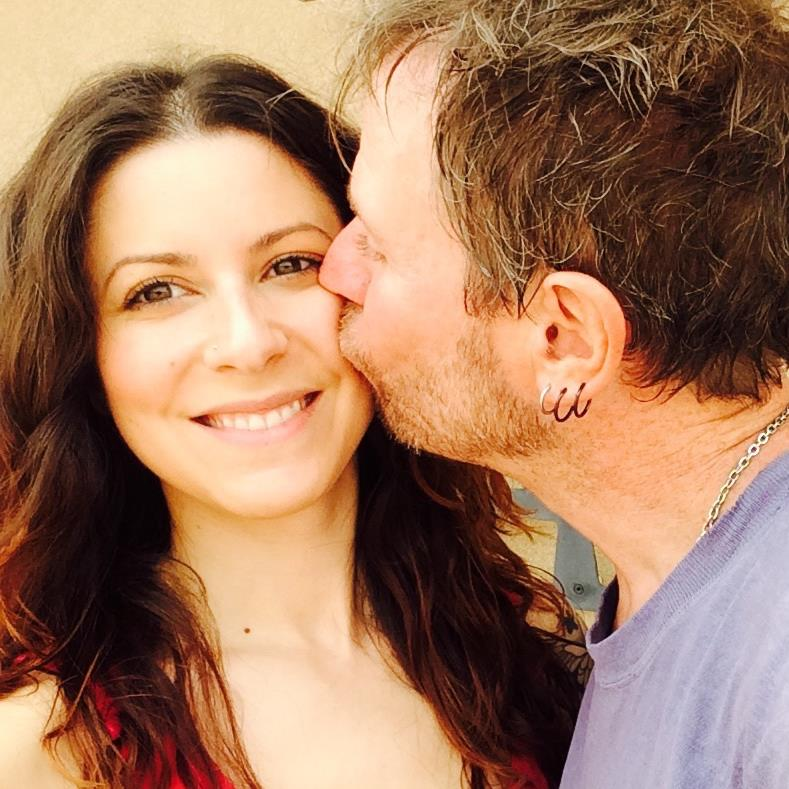 Hayley Loewen of I Am Blessed Mala Beads and Her Husband Mark Loewen