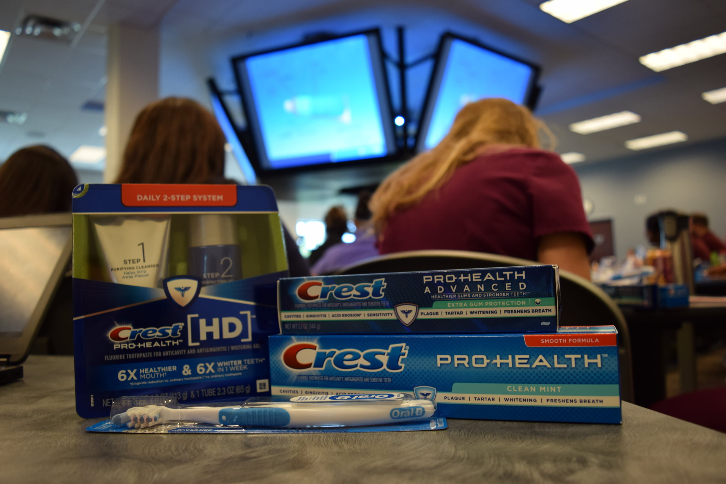 Crest/Oral B Lunch & Learn