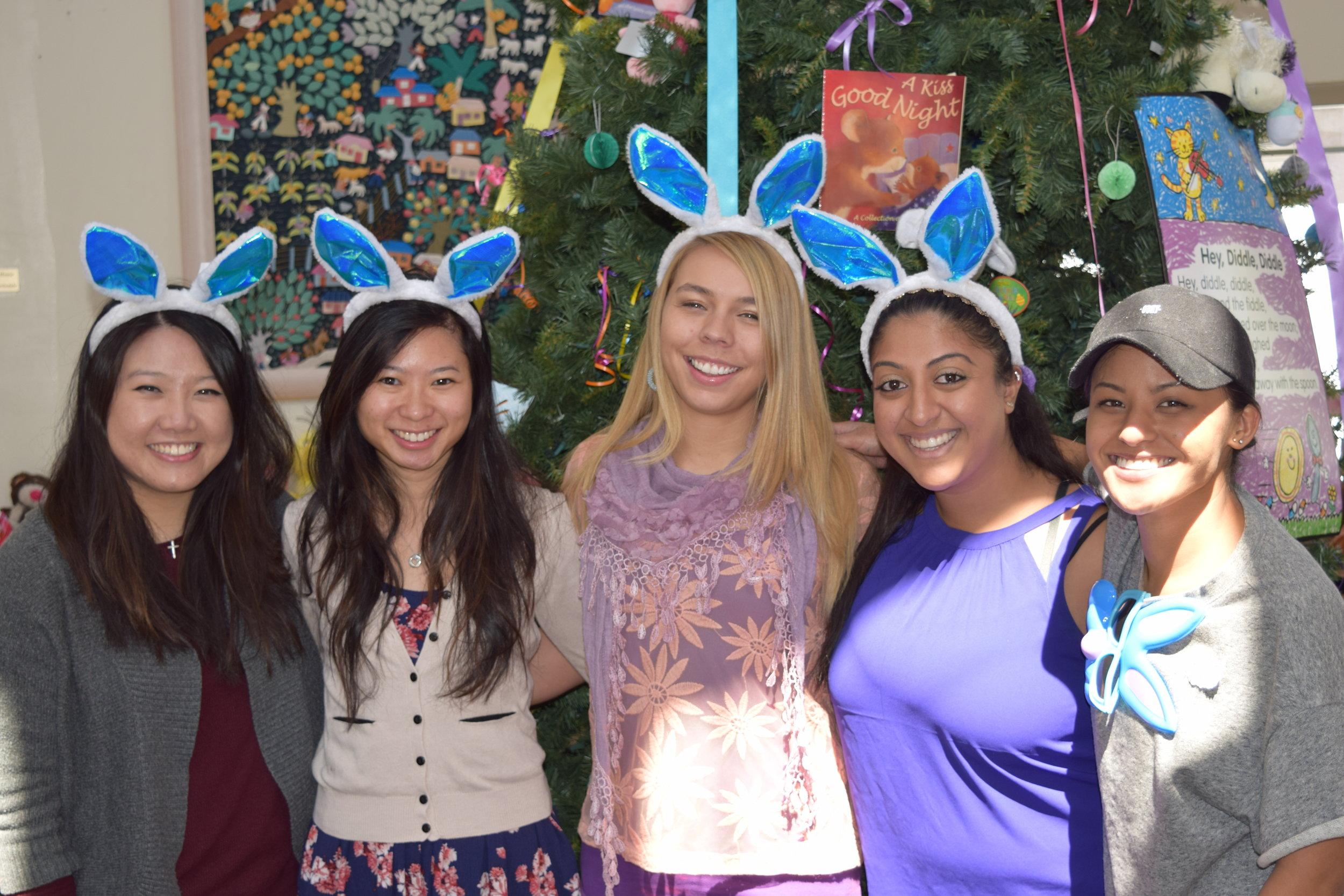 Christmasbox House Easter Egg Hunt