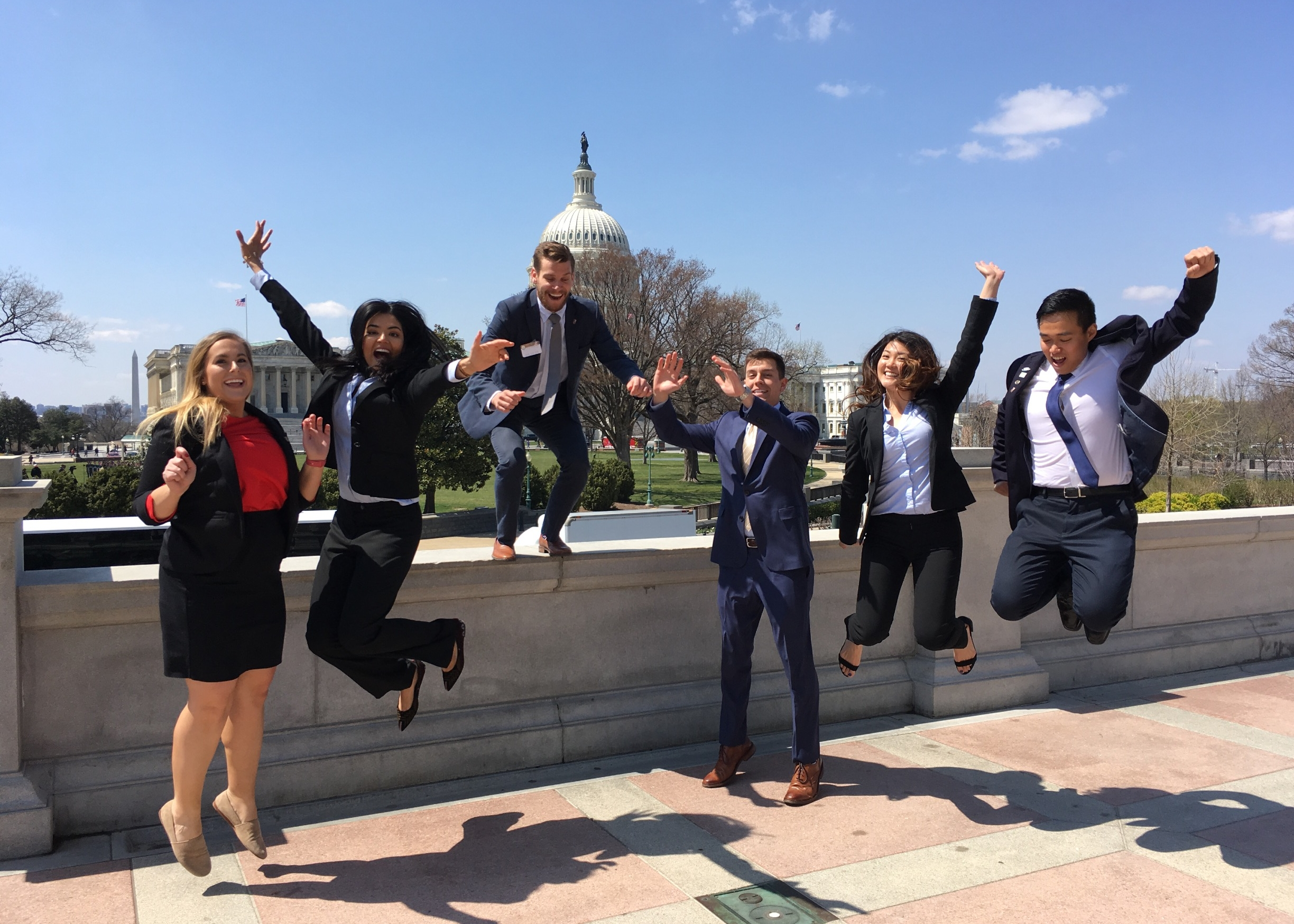 ADA Dentist and Student Lobby Day 2018
