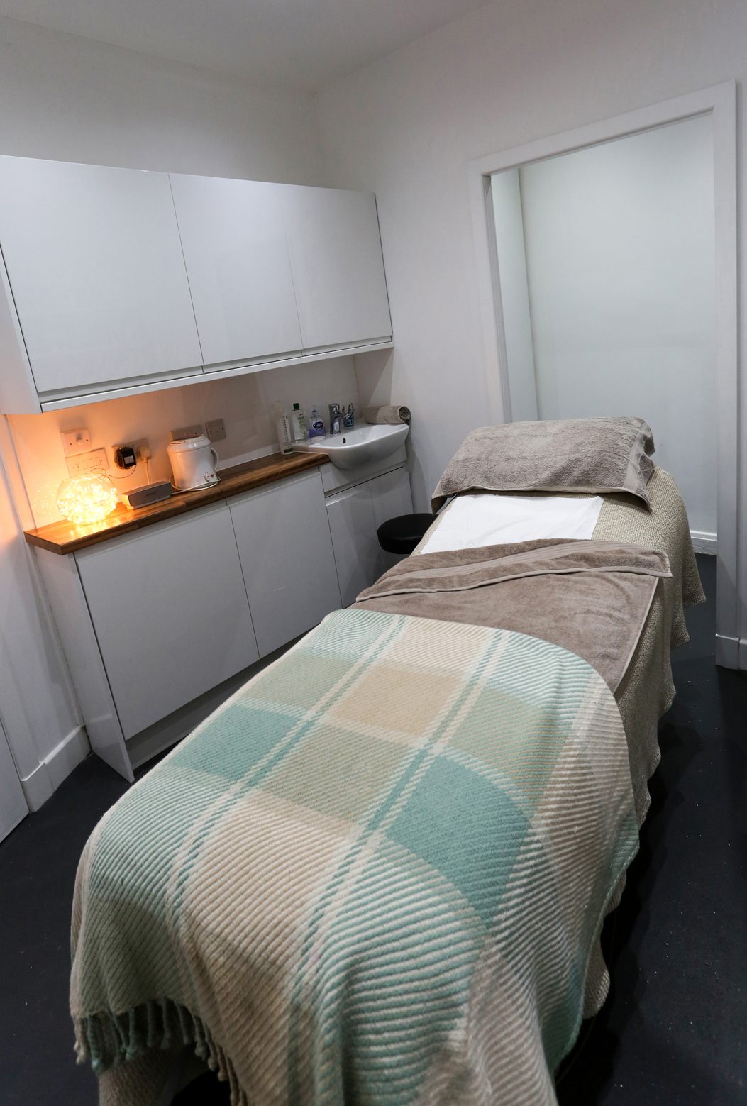 Ready for a relaxing massage in Glasgow's West End