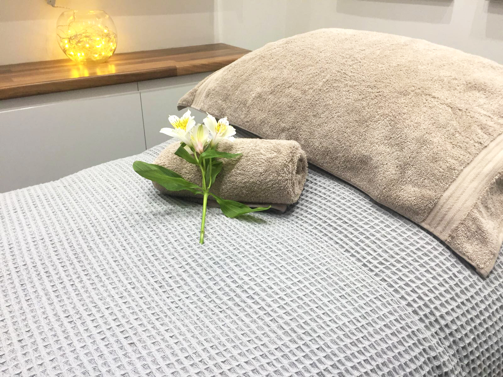 Comfort and Relaxation are all part of the Bearsden Beauty Experience