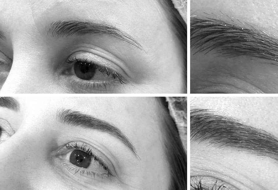 Microblading and Semi Permanent Eyebrows in Glasgow