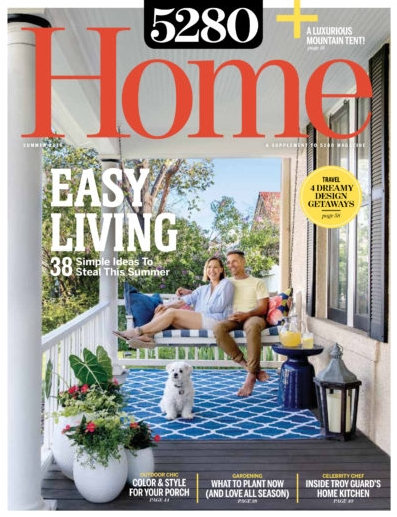 5280 Home Summer Issue 2016