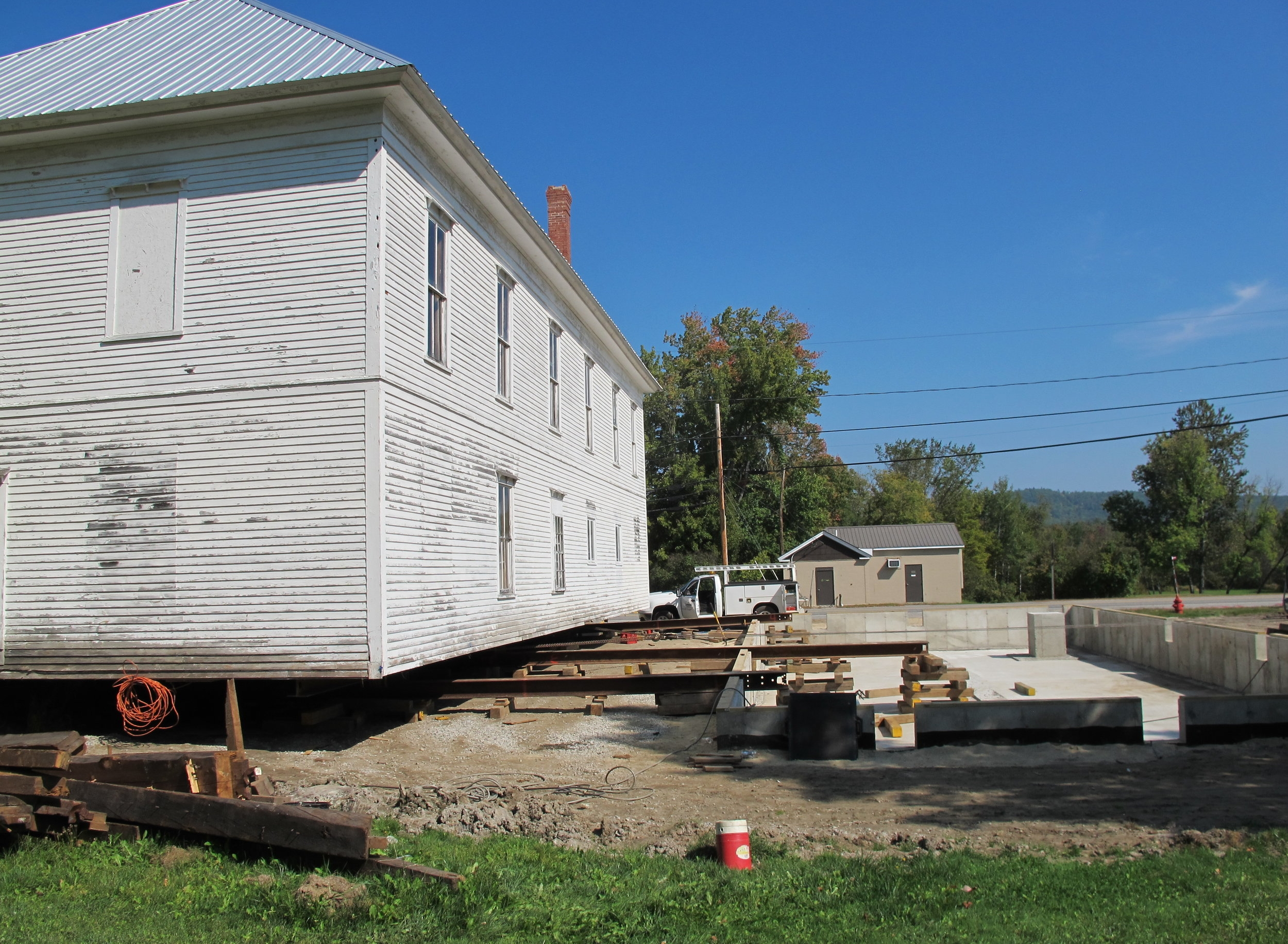 The Building Move - See what we have accomplished!