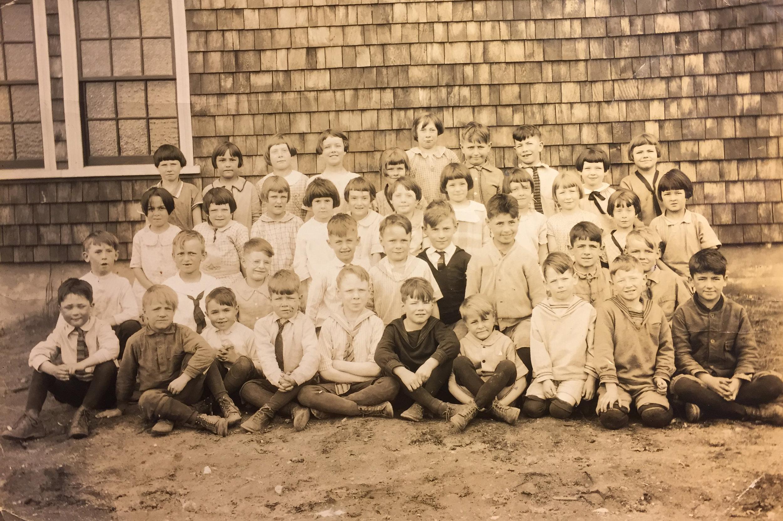 Canton Grammar School Circa 1926