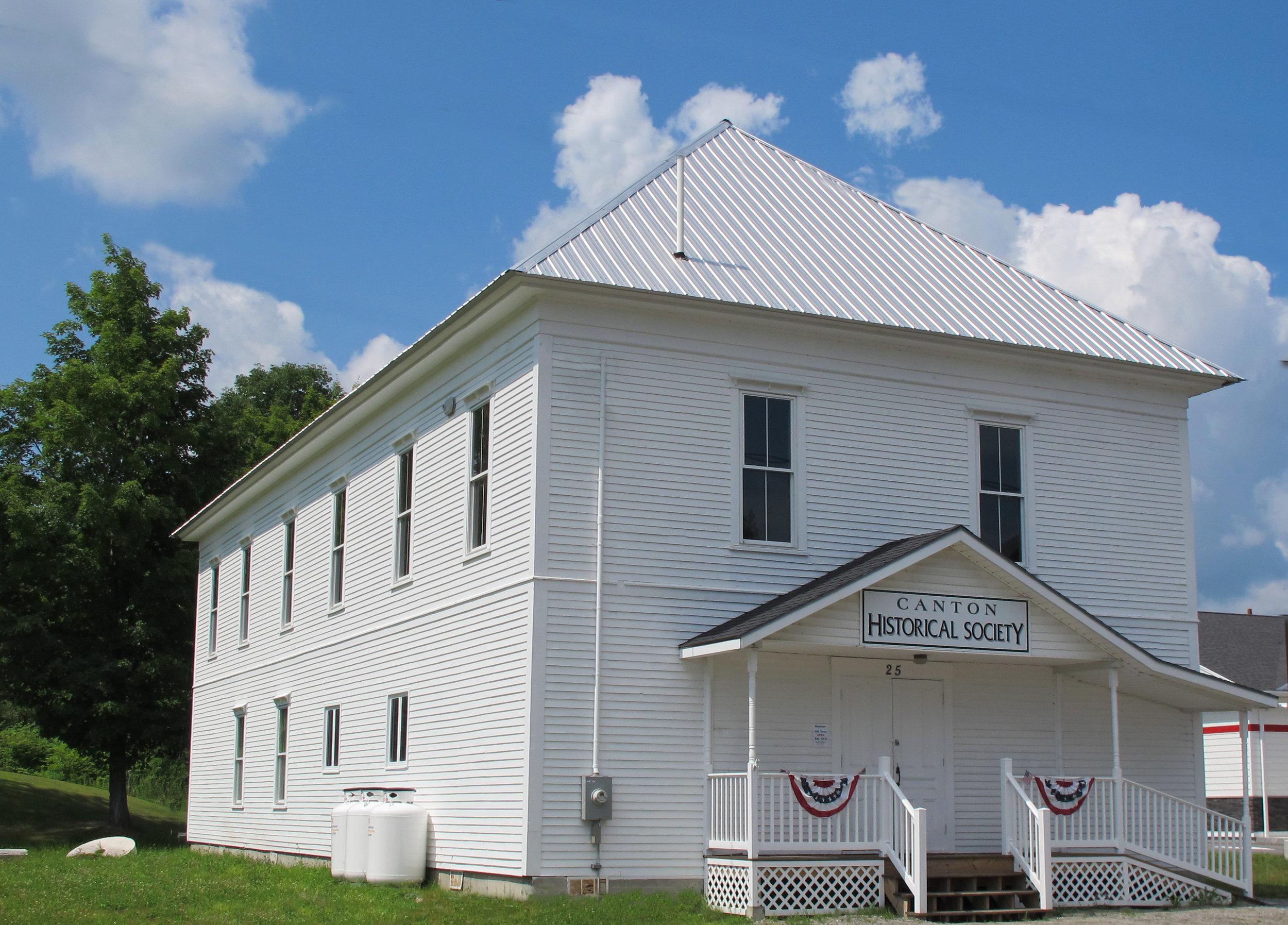 Canton Historical Society