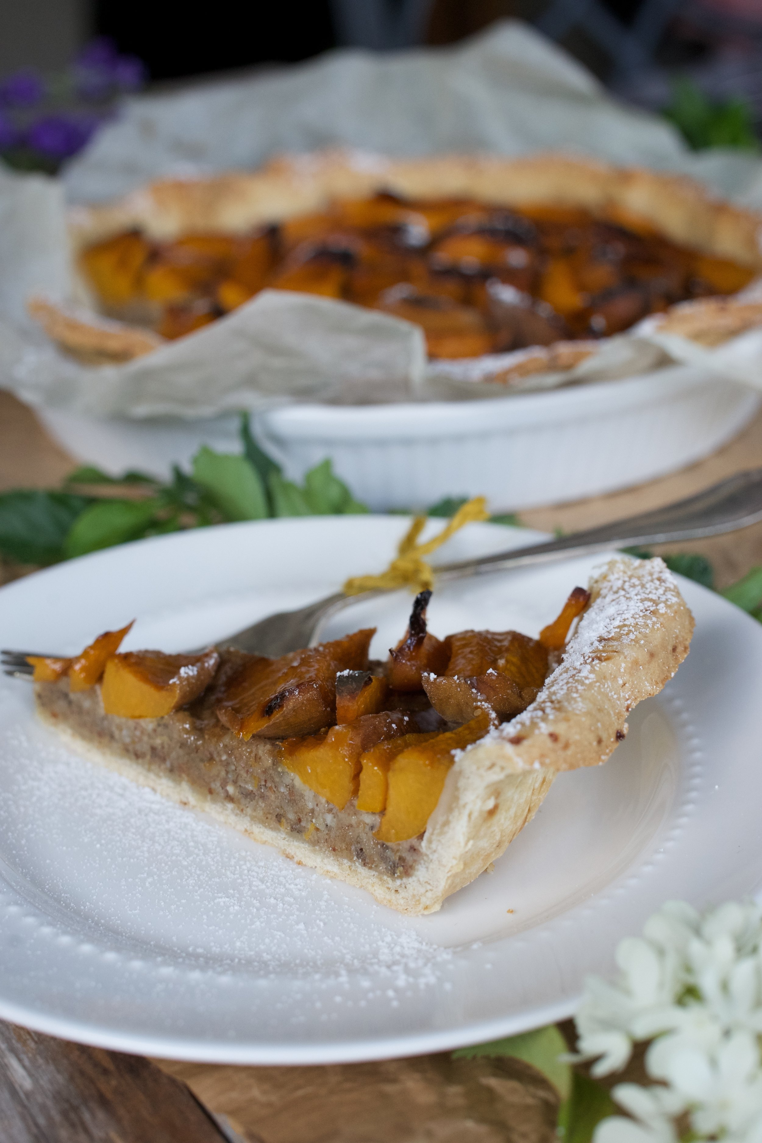 Peachy Keen Peach Pie