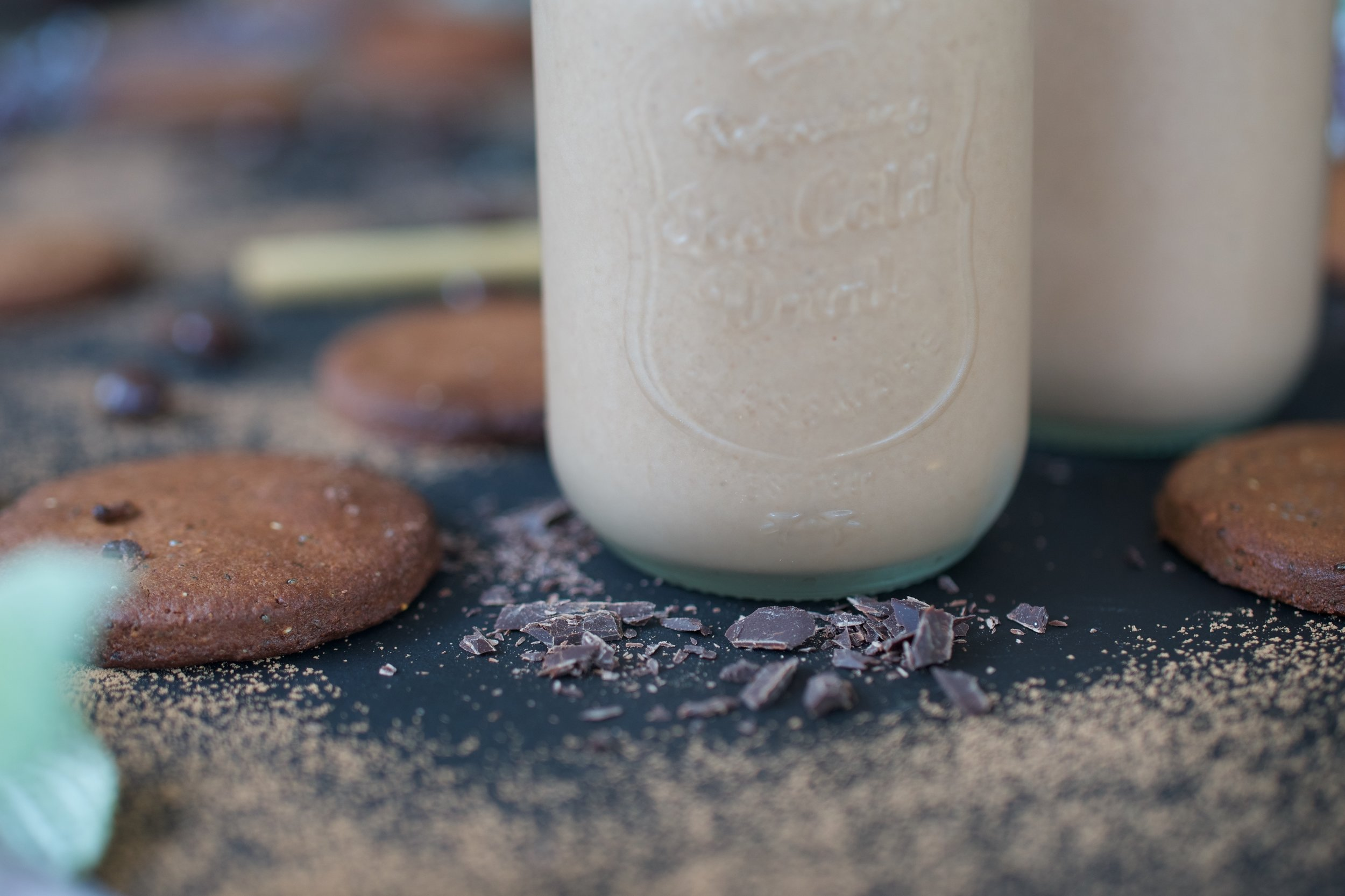 Chocolate Chip and Chia Cookies