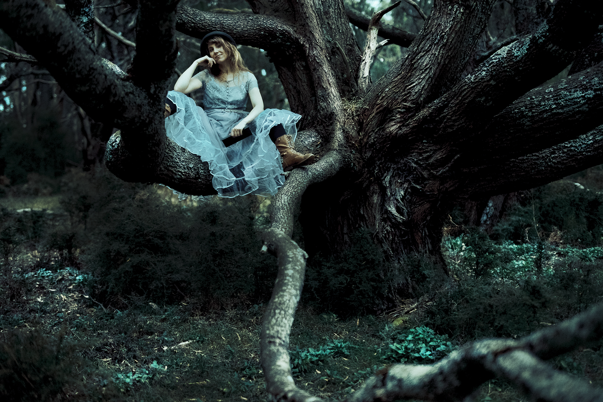 A girl who is Alice