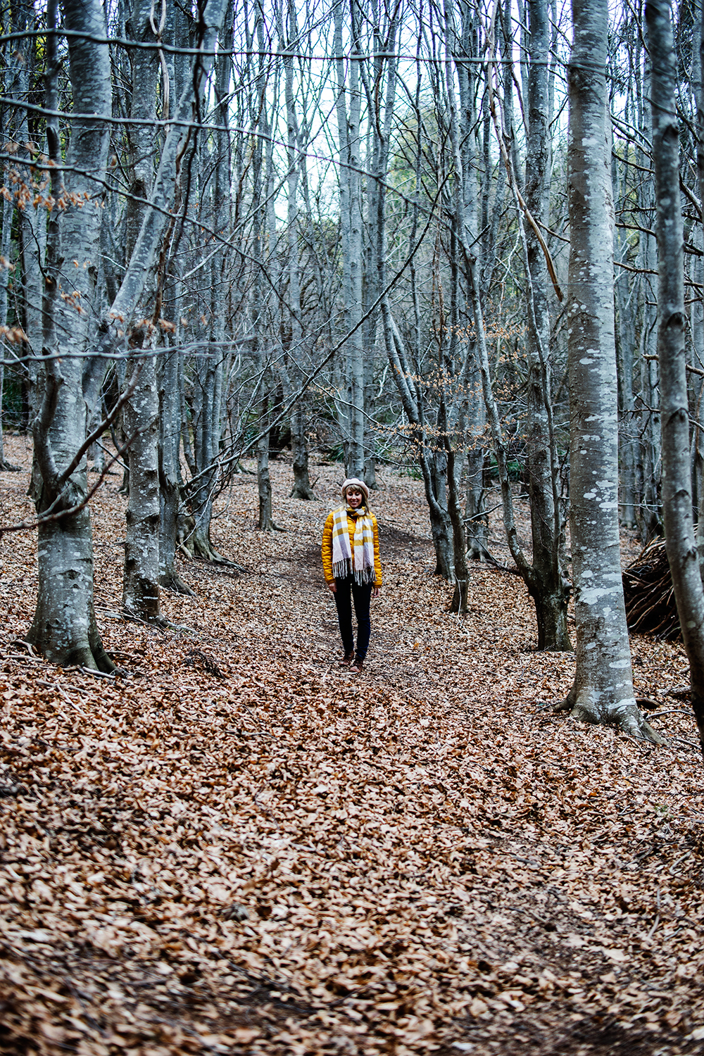Susanna in The Woods