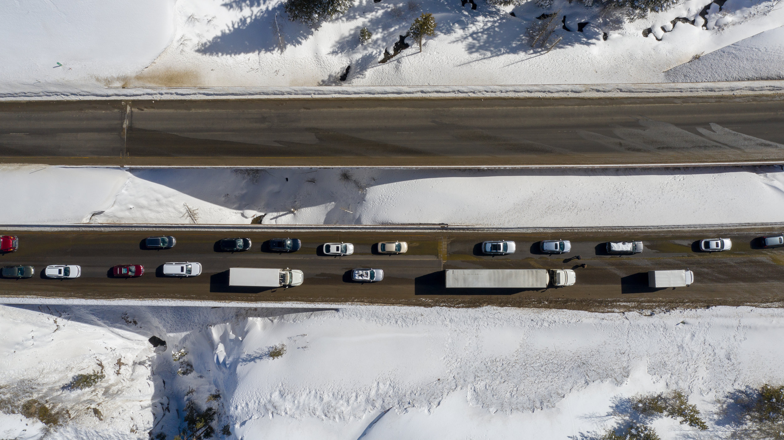 Vail Pass was Closed - Vail | 2019