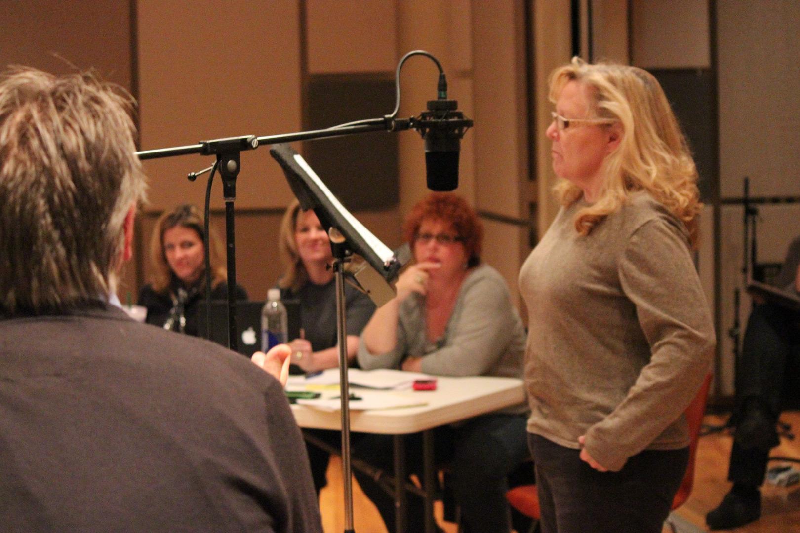 Maureen in Studio.JPG