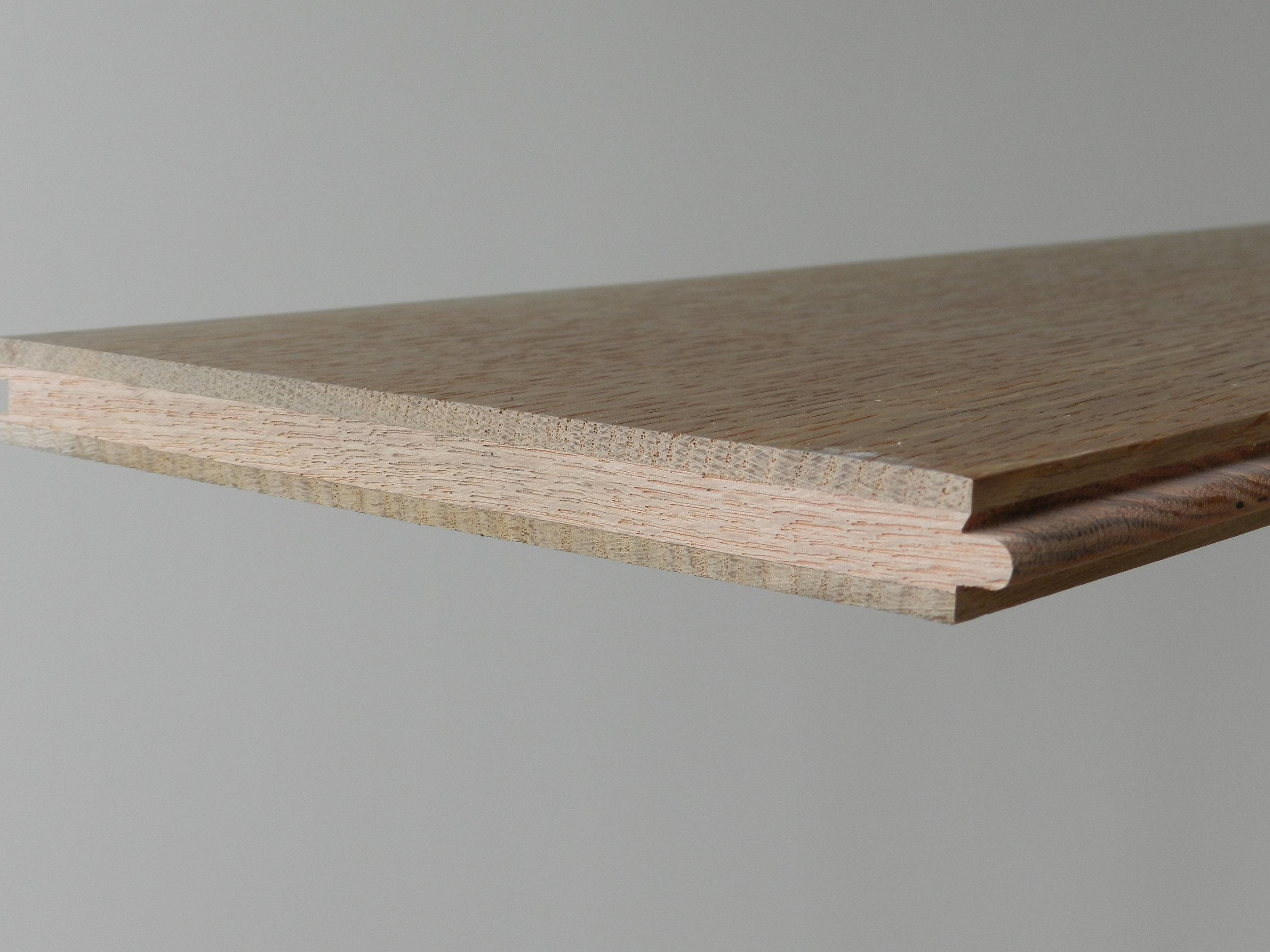 Virtu True Balanced 3-layer plank
