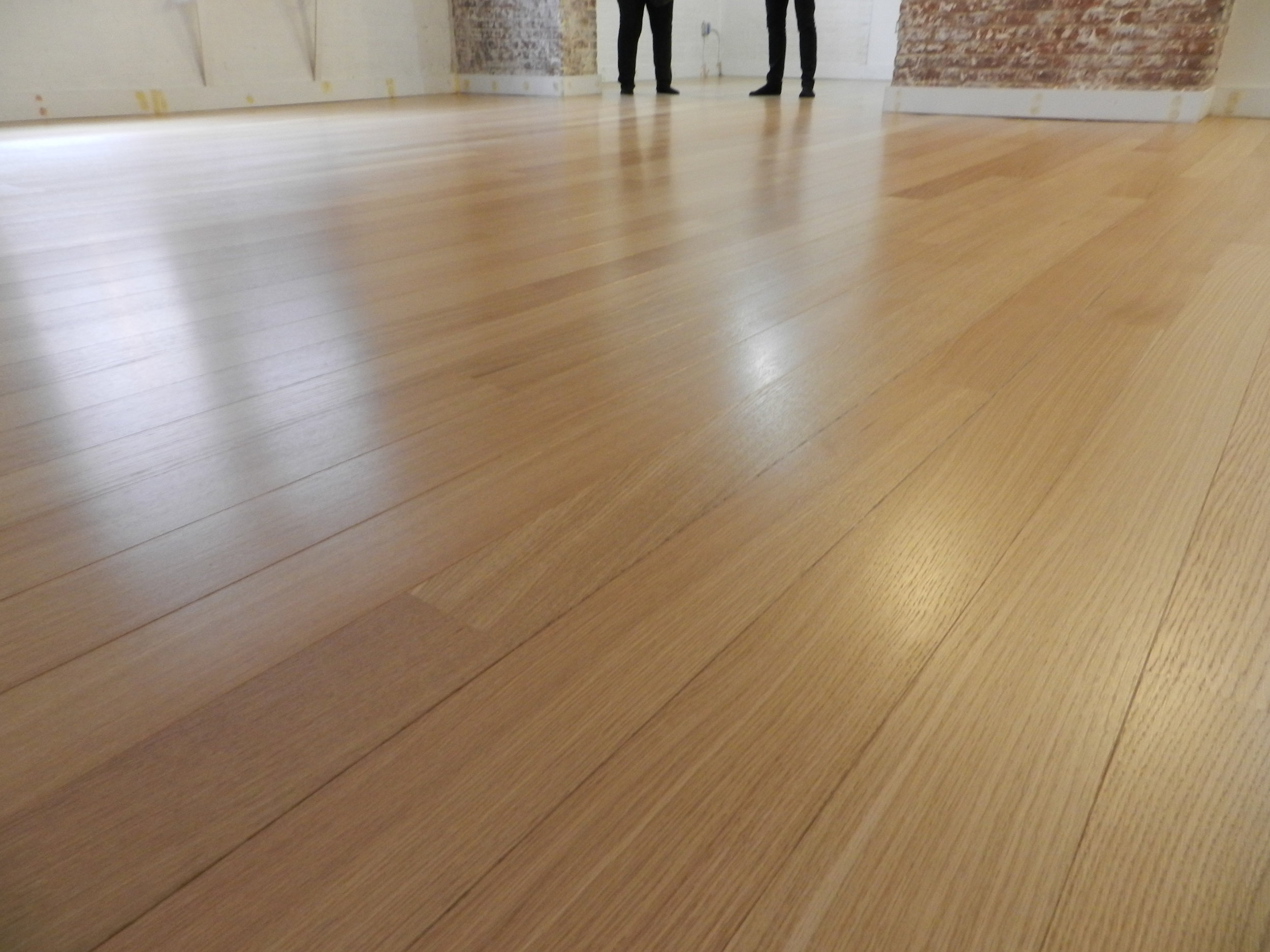 Virtu Special RIft with Natural finish