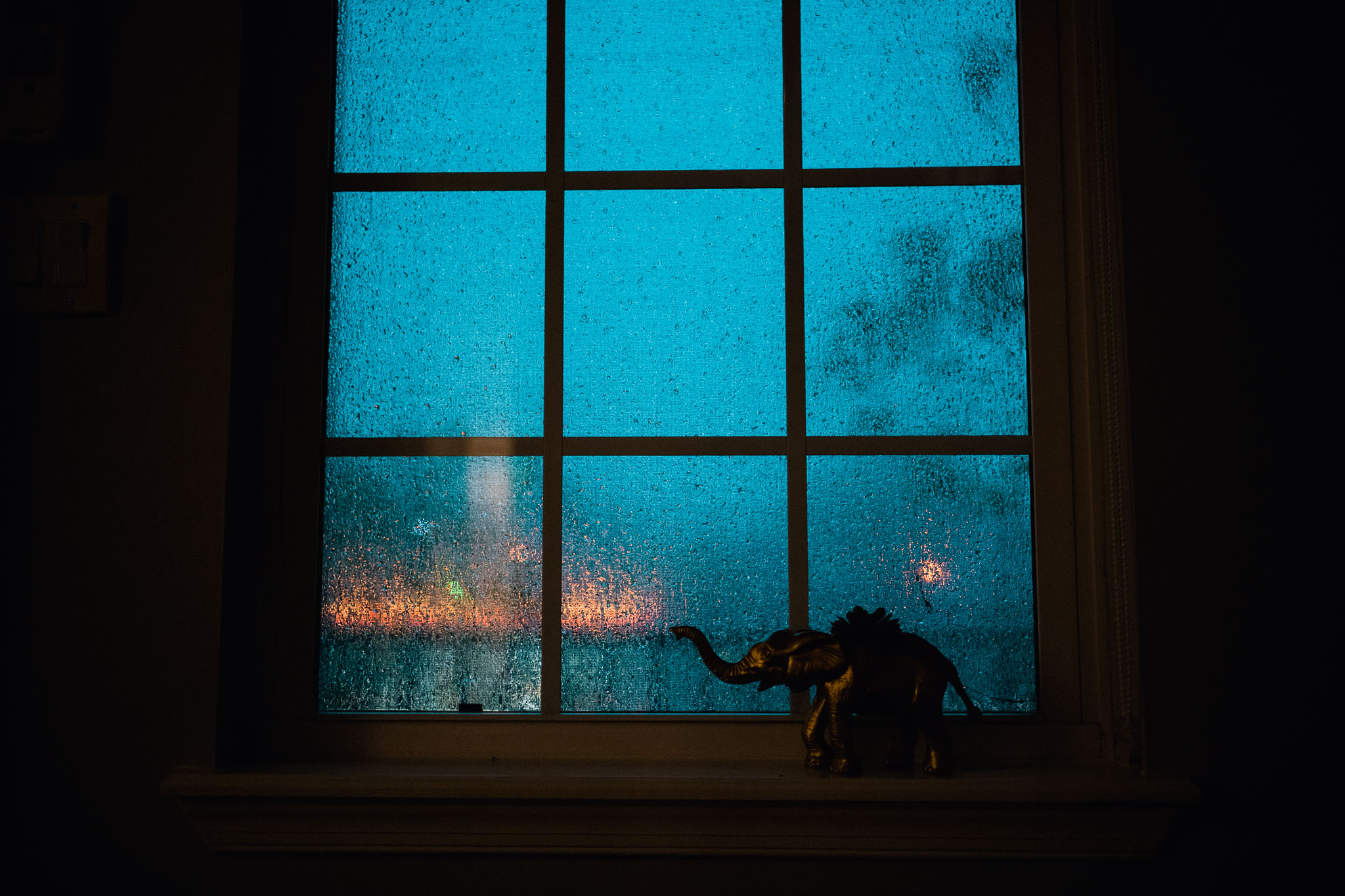 storm through window dc photographer
