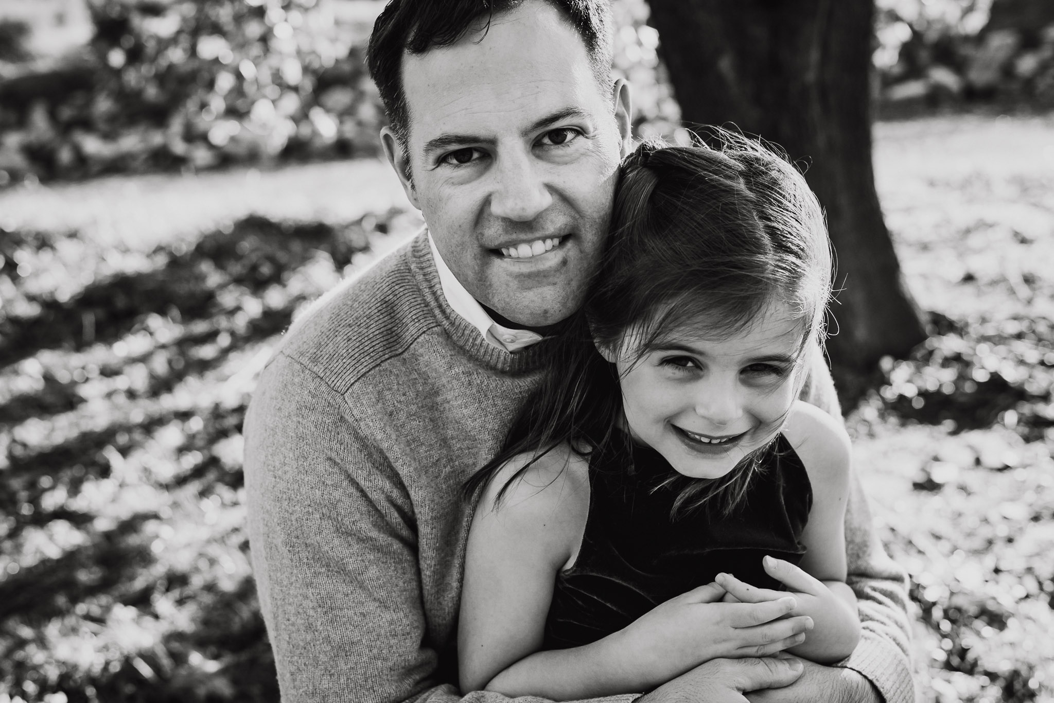fall father daughter mini photography session hyattsville md