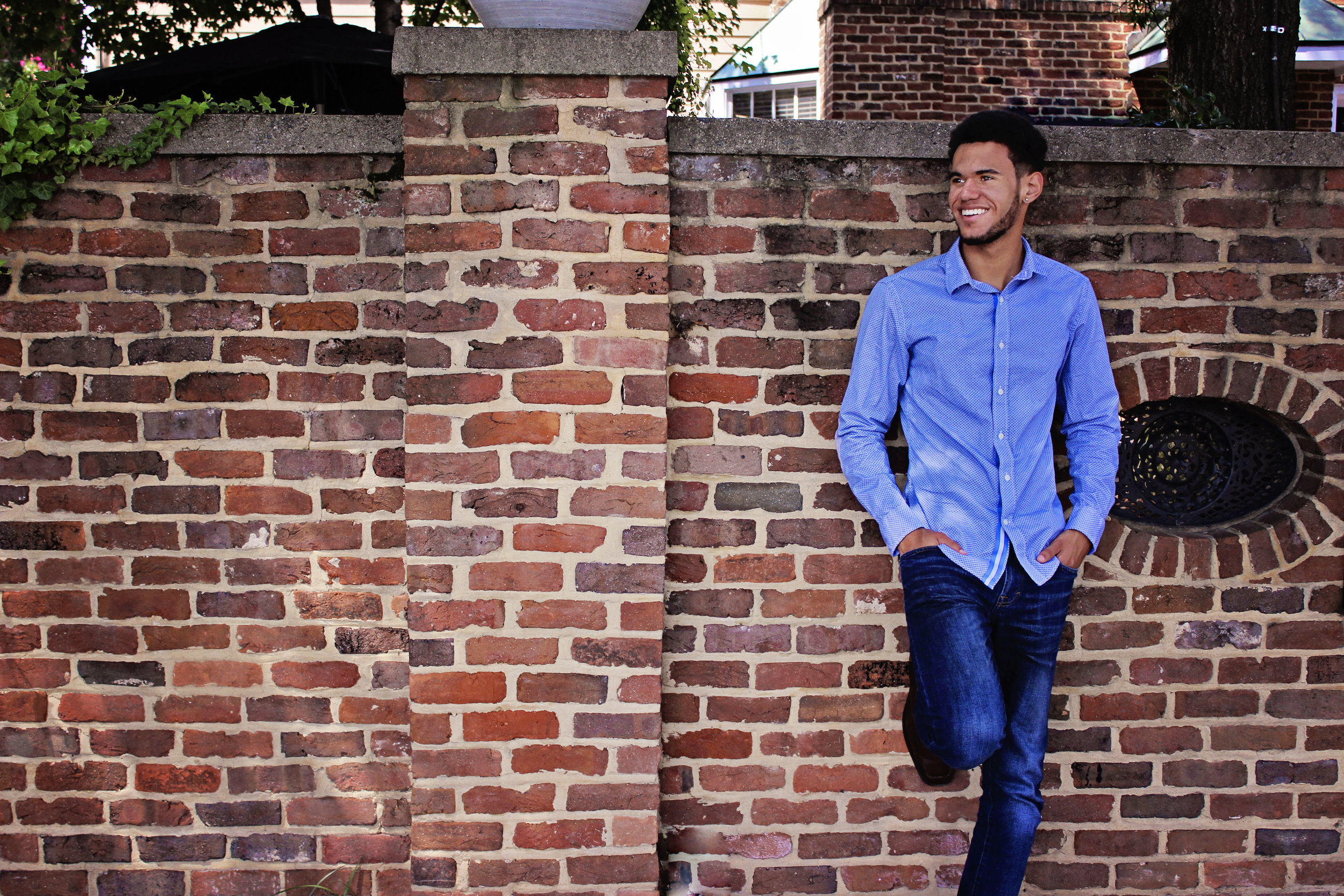 Cam on Brick wall Smile-2.jpg