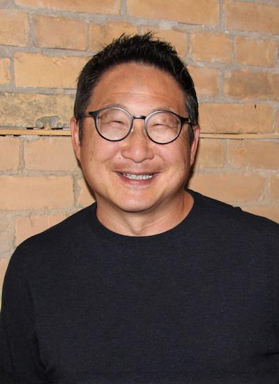 Evan Hu, Co-Founder TerraHub