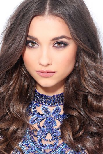 ALEXIS FRASCA- MISS MASSACHUSETTS TEEN USA 2016    PHOTO: FADIL BERISHA