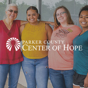 Center of Hope - Parker County    Client Advisors/Pantry Workers/Office Workers/ Adult Education Tutors    817-594-0266     centerofhopetx.com