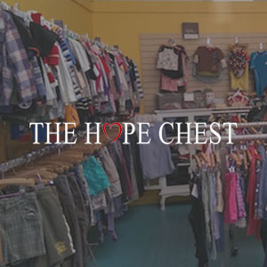 The Hope Chest    Volunteers will help sort, pack and stock items in the store. This is great for large groups or individuals.    817-757-4410     thehopechestresale.com