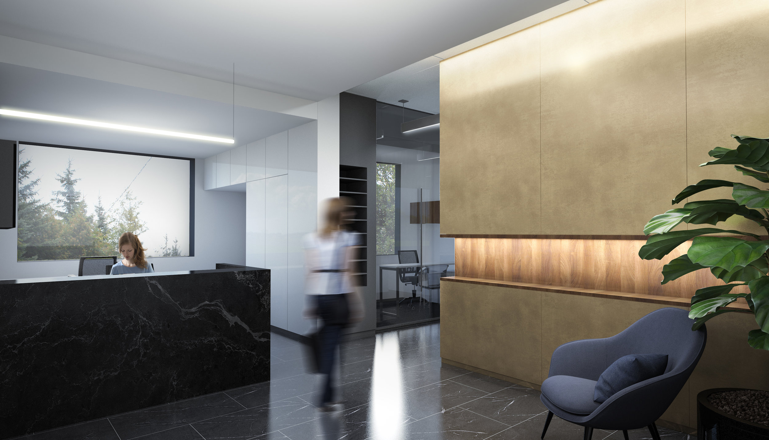 Corporate offices   Pierrefonds