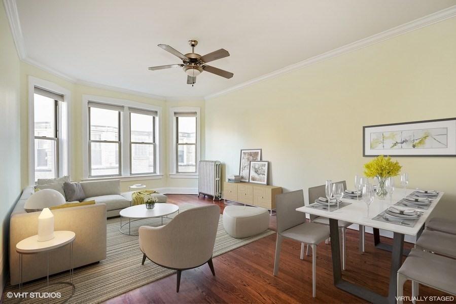 5452 South Cornell Avenue Unit 3W  -  $199,000