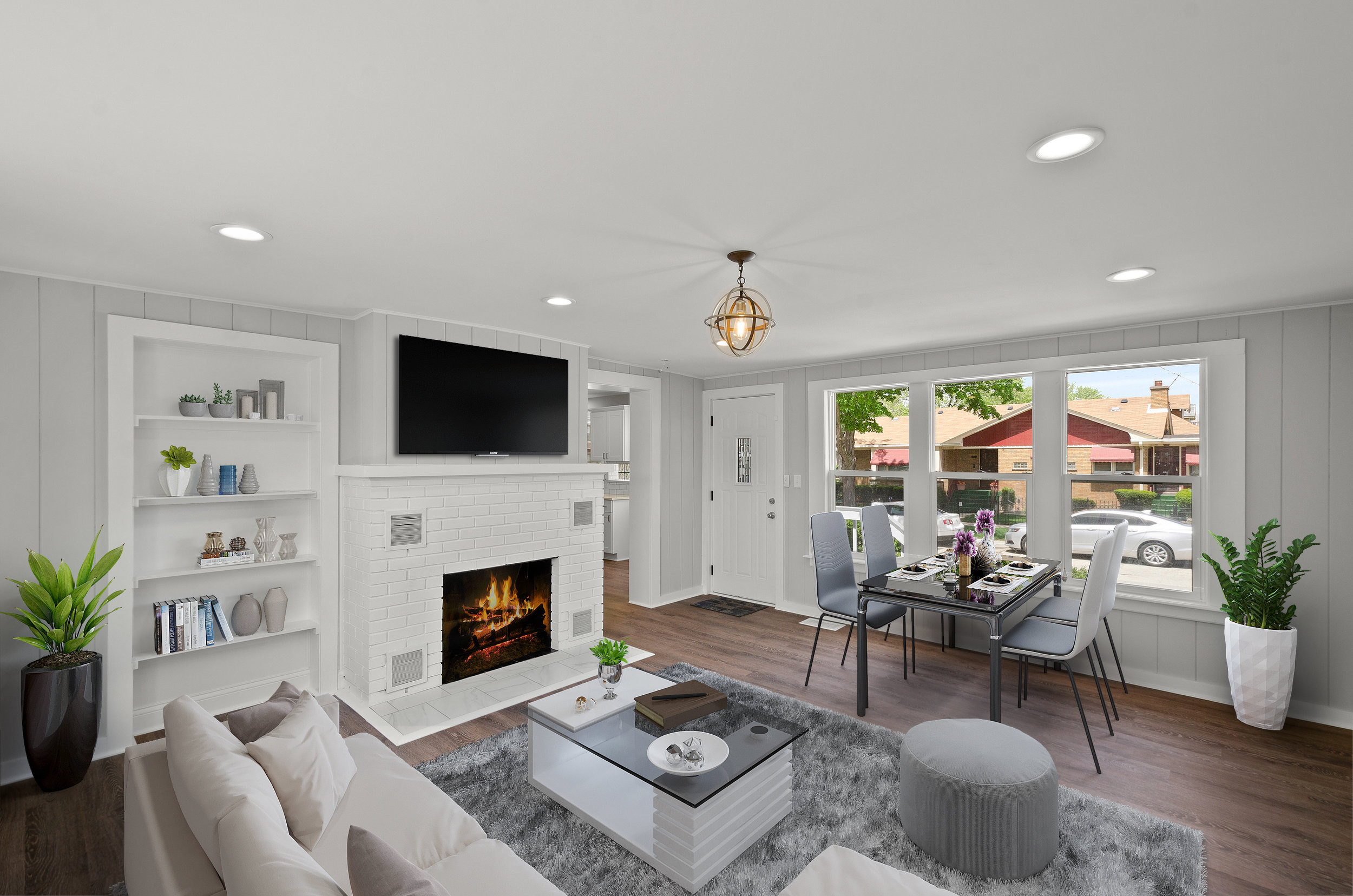 8601 South Laflin Avenue - $219,000