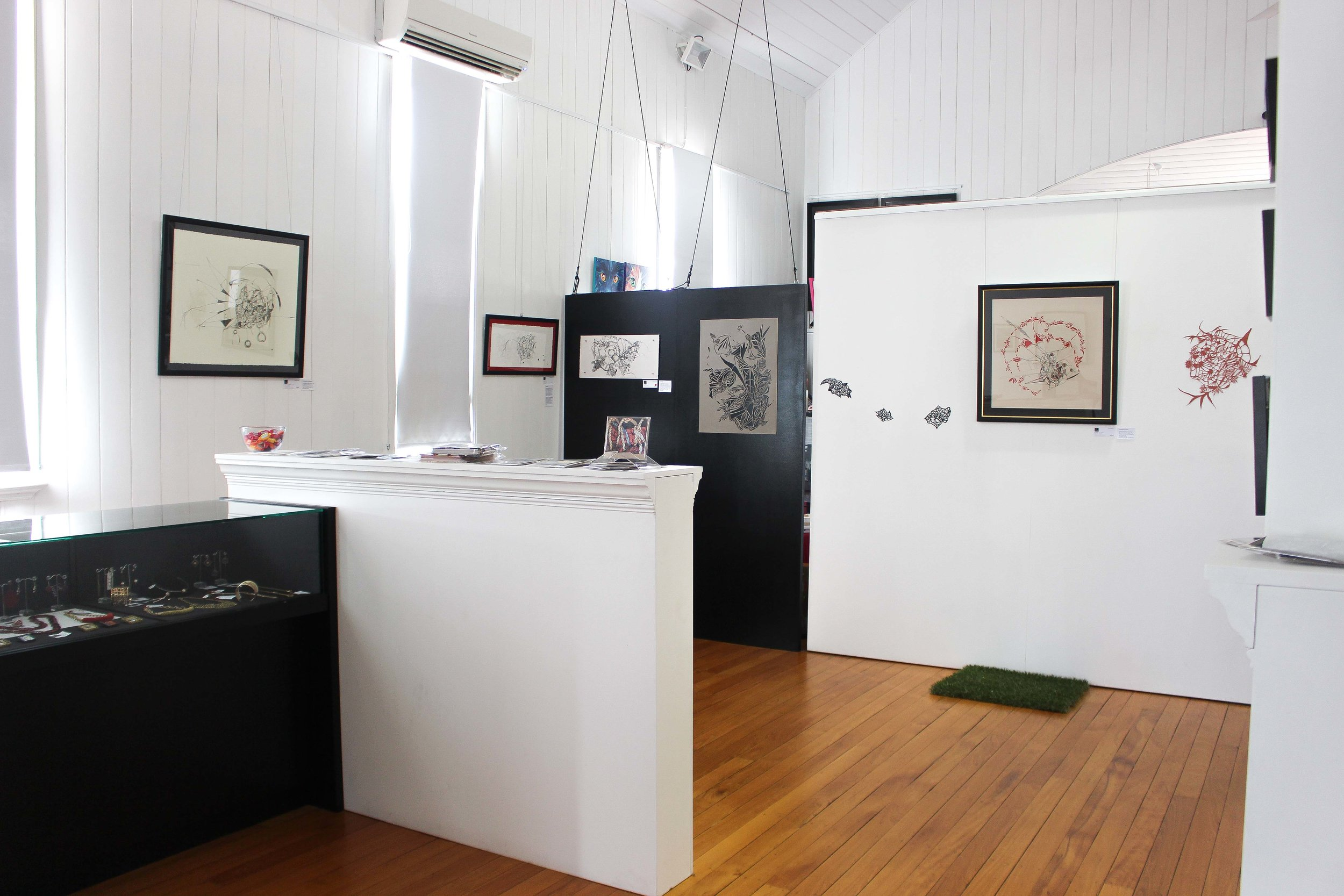 Aspire Gallery. Photography by Rochelle Blakelock