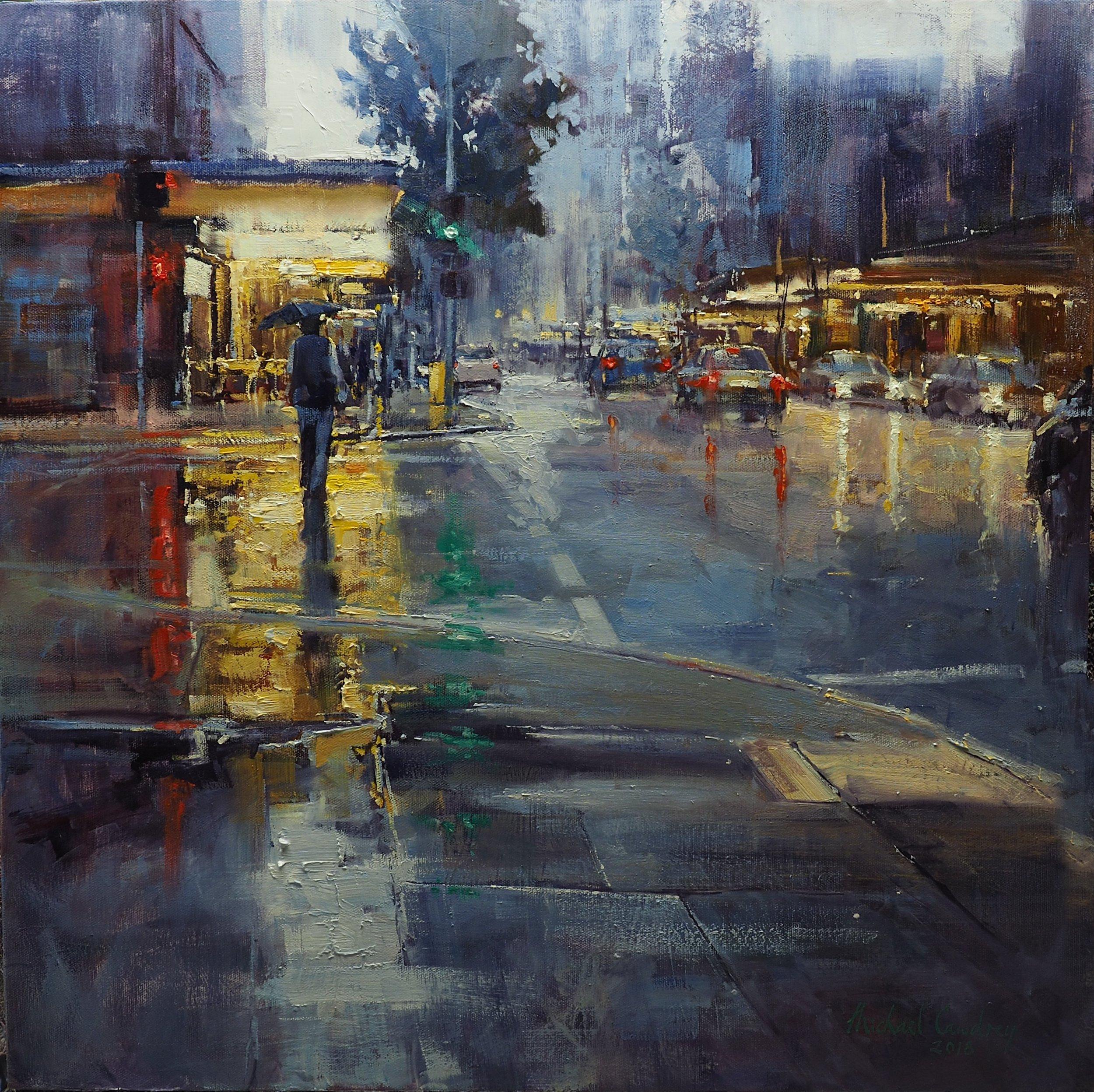 Along Albert Street - Michael Cawdrey.jpg