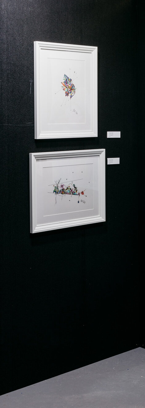Photography by Joe Ruckli, image courtesy of St Vincent's Private Hospital, Brisbane. 'Outside In' Arts Showcase.