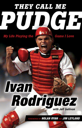 - English They Call Me PudgeMy Life Playing the Game I LoveBy Ivan Rodriguez, By Jeff Sullivan, Foreword by Nolan Ryan, Foreword by Jim LeylandSPORTS & RECREATION256 Pages, 6 x 9Formats: Cloth, Mobipocket, EPUB, PDFCloth, $25.95 (US $25.95) (CA $34.95)ISBN 9781629373942Rights: WOR