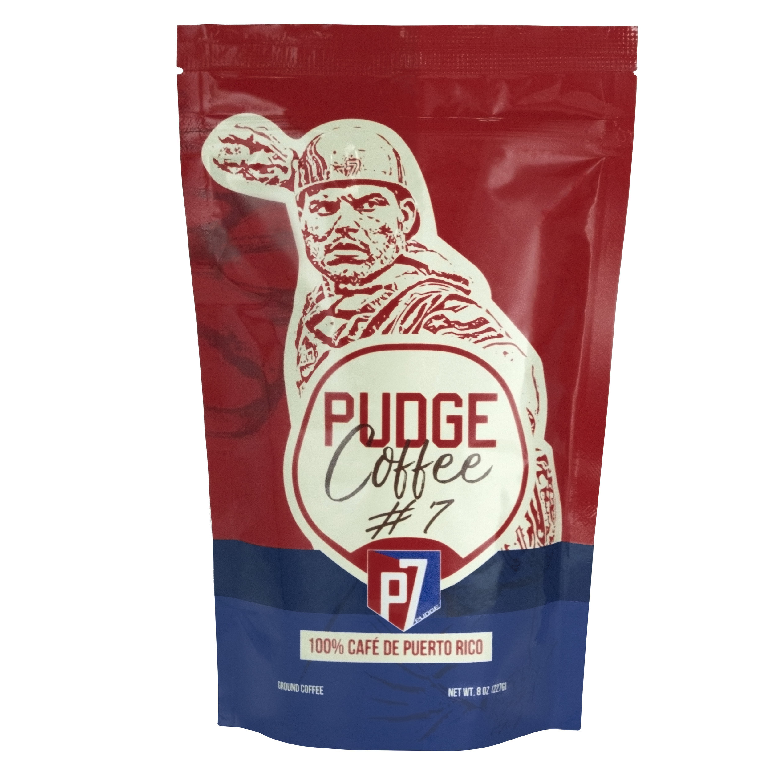 Pudge Coffee 8oz Pouch