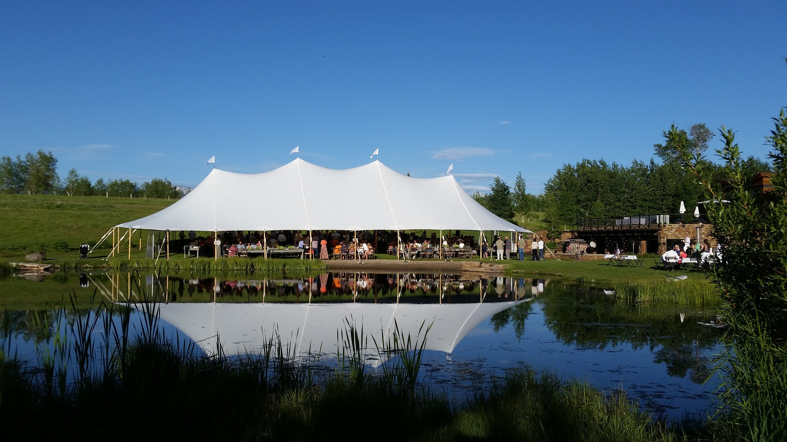 Canvas Unlimited - Event rentals and equipment
