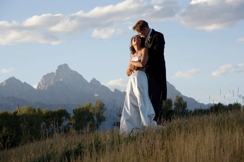 Jackson Hole Golf and Tennis - Ceremony and reception venue