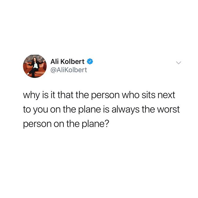 When an absolute monster walks on the plane, my spidey senses tingle and I know they're coming to sit next to me. 🤬✈️