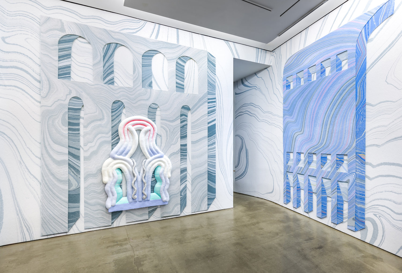 Windows and Walls, 2019 Asya Geisberg Gallery, New York