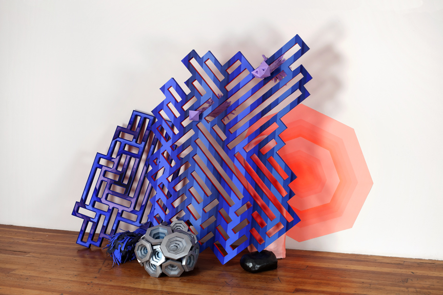 Hootenanny, 2009 Larissa Goldston Gallery, New York