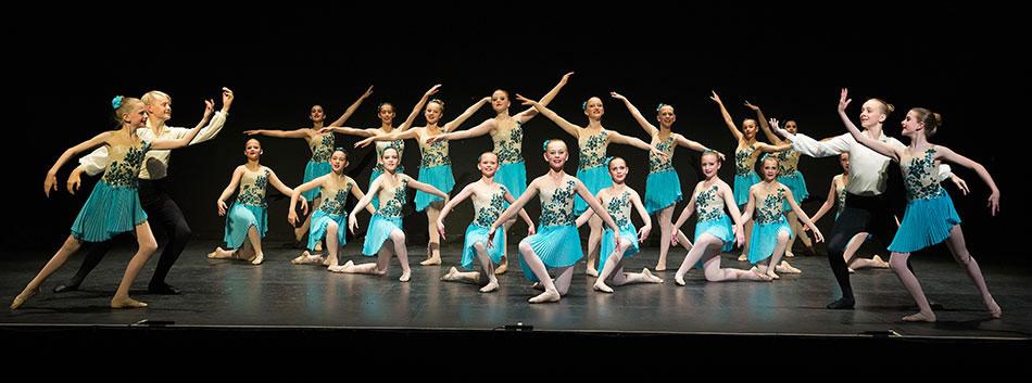 Professional ballet instructors