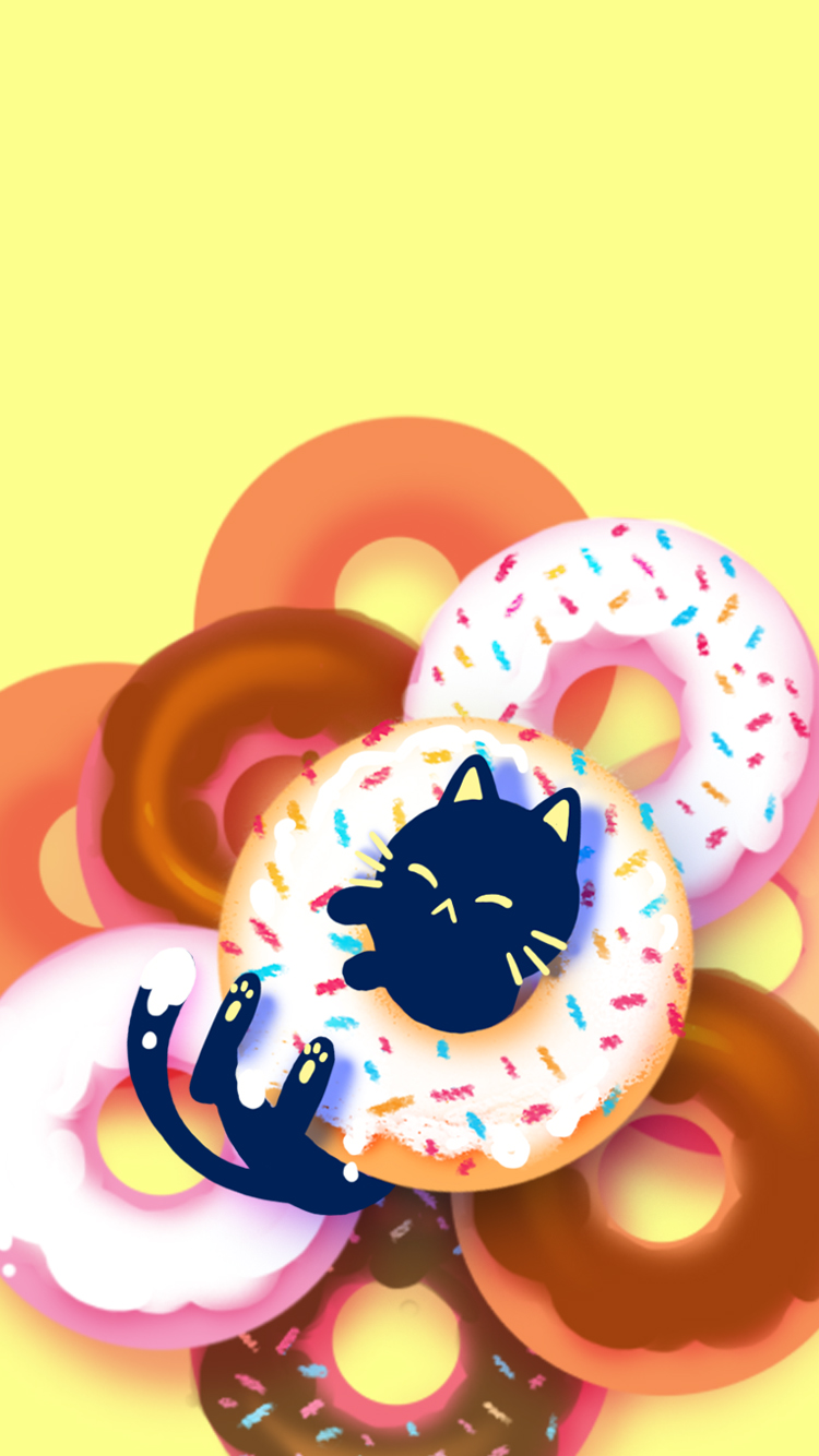 Donut Kitties