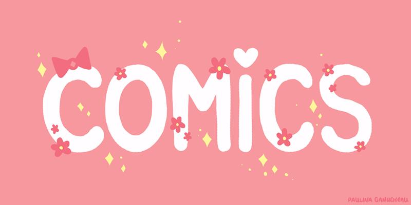 ~*COMICS*~