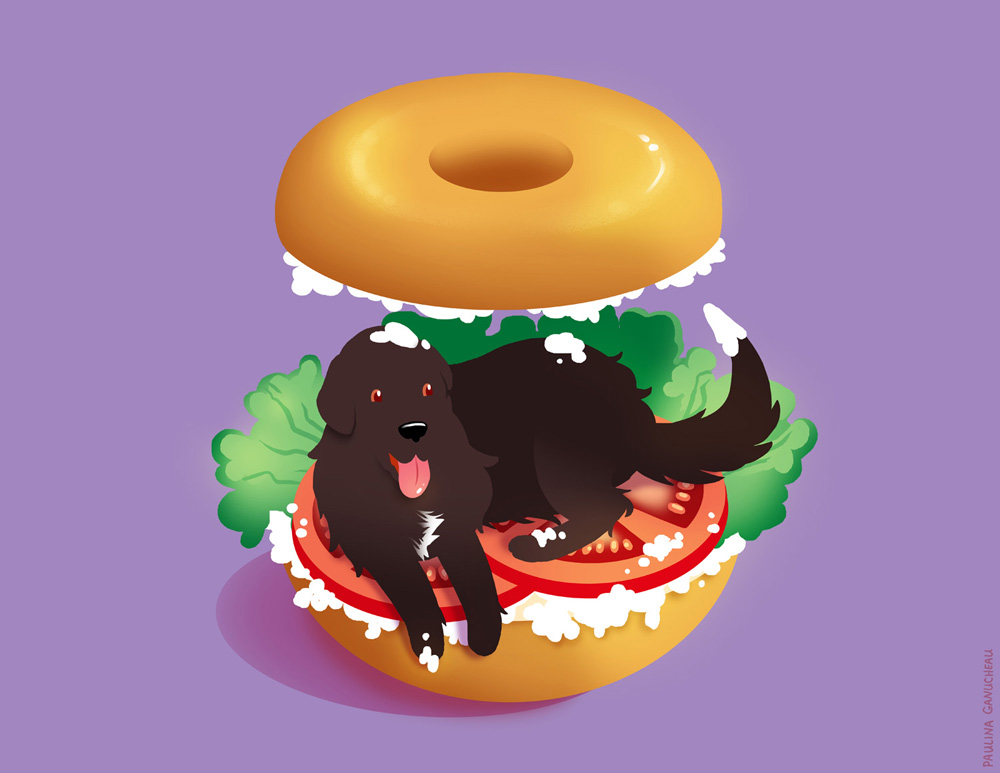 Bagel Doggo