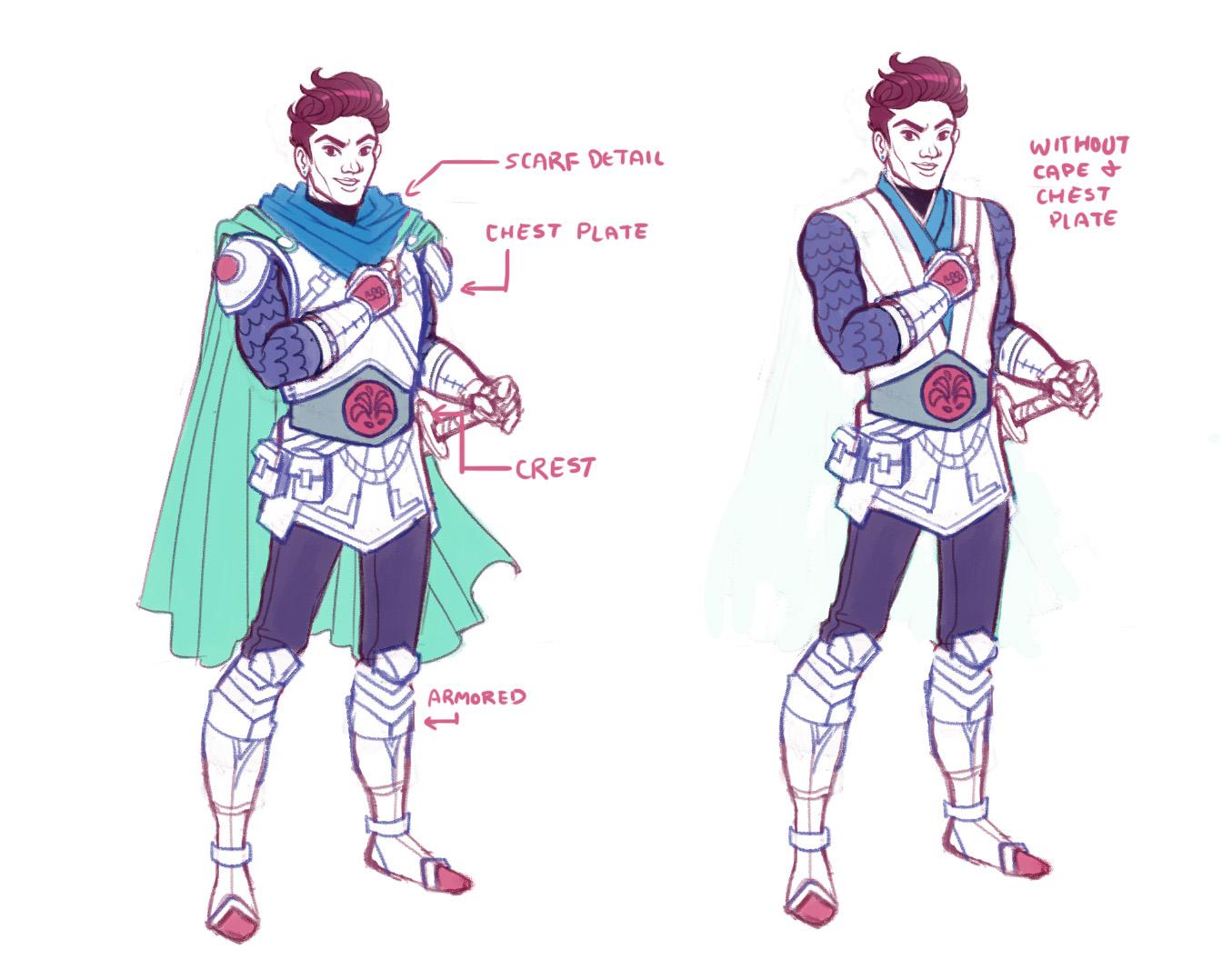 Final Prince Pete design.