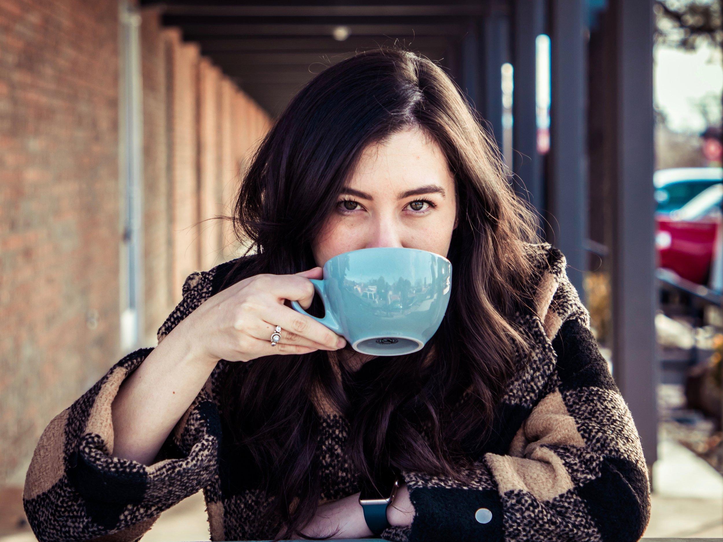 little bear coffee. -