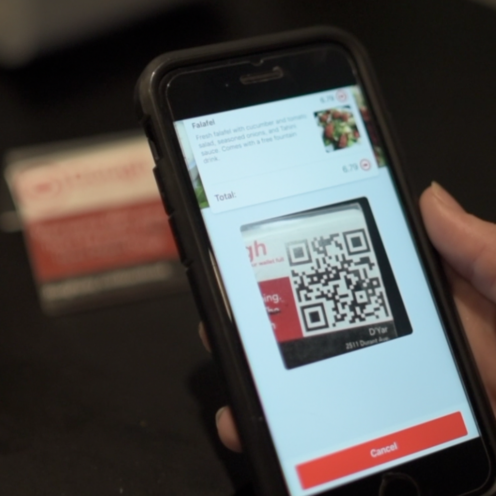 Simple Set Up, Faster Checkout - We provide an order ahead tablet so you can clear your line faster during the lunch rush. Dough also allows you to accept payment in-store via a simple scan of a QR code. Whether you own a mom & pop shop or a highly technical chain, Dough can integrate into your way of doing business.