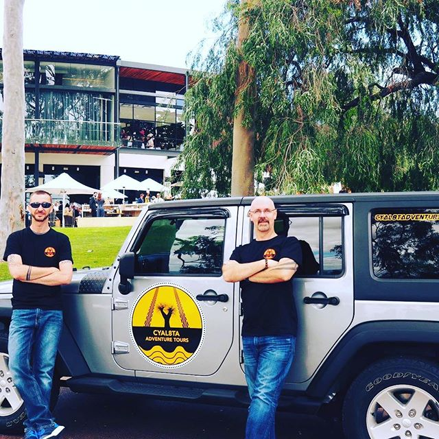 Meet Chris and Dave, our Director of Tour Operations, whom will be preparing your itinerary and take you to places. Find out more about them and reviews from our customers in www.cyal8tadventuretours.com